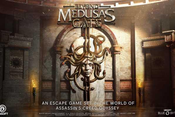 Beyond Medusa's Gate VR (Virtual Escape Wien) Escape Room
