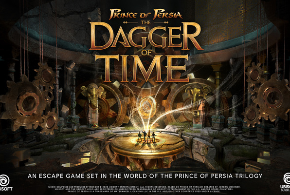 Prince of Persia - Dagger of Time VR (Virtual Escape Wien) Escape Room