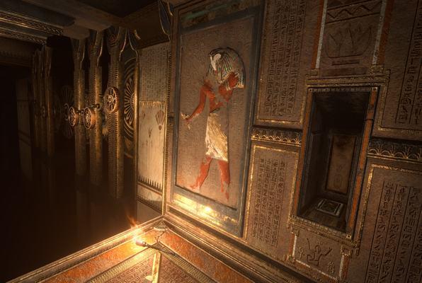 Escape The Lost Pyramid VR (Virtual Escape Wien) Escape Room