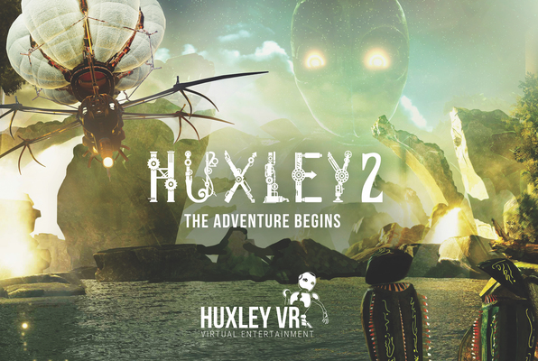 Huxley 2 VR (Virtual Escape Wien) Escape Room
