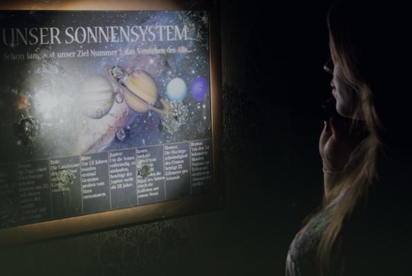 Das Verlassene Planetarium