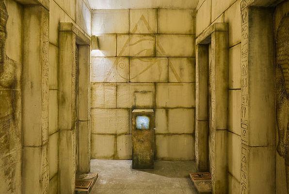 Der Fluch des Pharao (ExitZone Essen) Escape Room