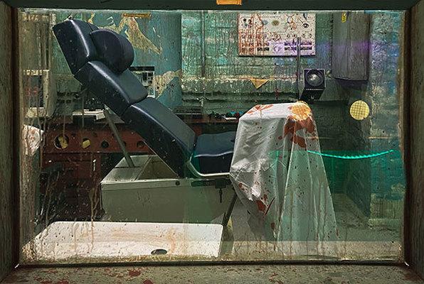 Blutiges Erwachen (ExitZone Mönchengladbach) Escape Room