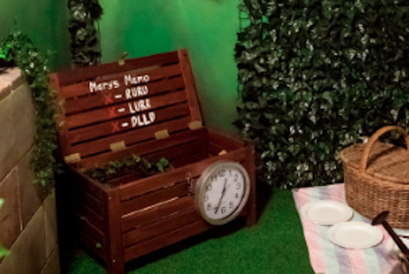 The Garden (Strike Escape Rooms) Escape Room