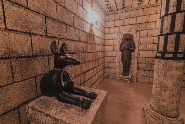 Tutanchamuns Grab