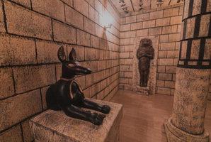 Квест Tutanchamuns Grab