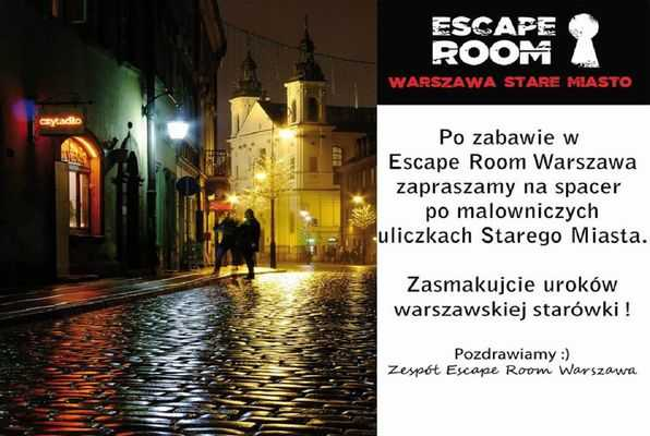 Komnata zbrodni (Escape Room) Escape Room
