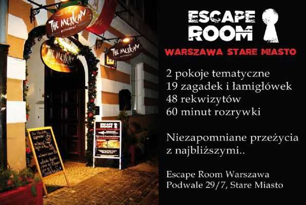 Klątwa Pustelnika (Escape Room) Escape Room