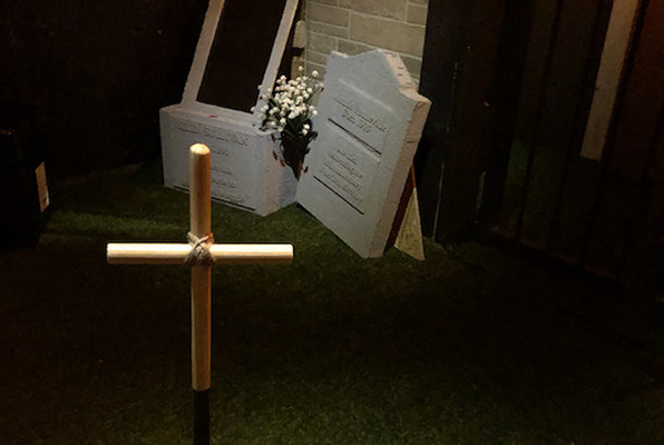 Ghost in the Graveyard (Escape Factor Chicago) Escape Room