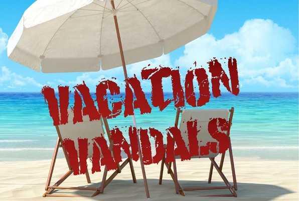Vacation Vandals (Key Quest) Escape Room
