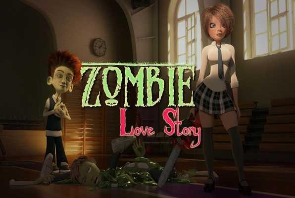 A Zombie Love Story