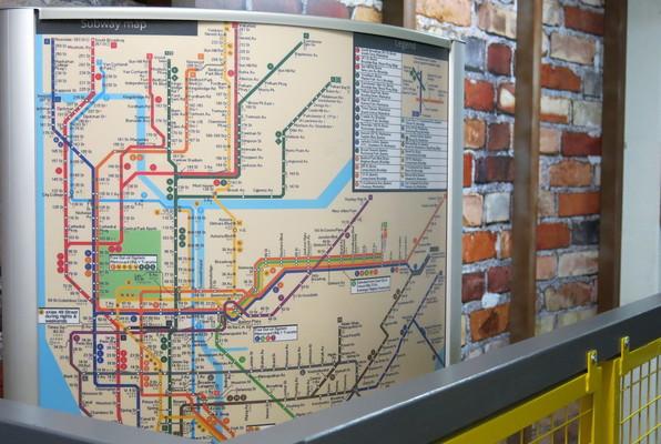 Die U-Bahn (Z1337) Escape Room