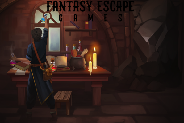 The Dark Tower Online (Fantasy Escape Games) Escape Room
