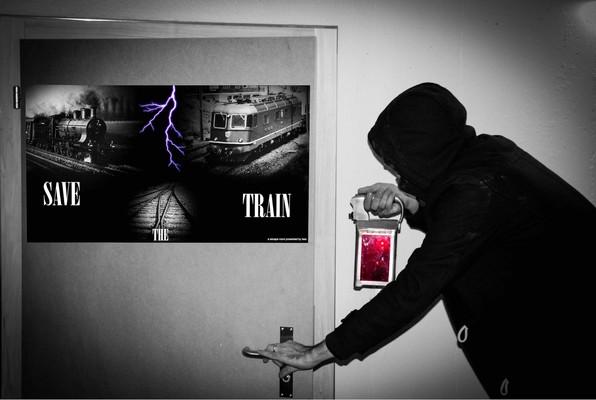 Save The Train (LESC) Escape Room