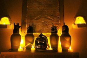 Квест Pharaoh's Tomb