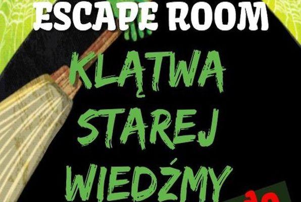 Klątwa Starej Wiedźmy (Ewakuacja) Escape Room