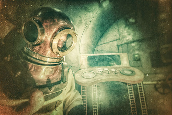 Nautilus: Podmorska Przygoda (Wyjście Awaryjne) Escape Room