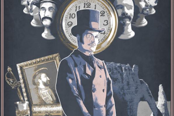 Le Secret d'Arsène Lupin (LU6D) Escape Room