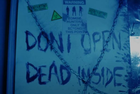 Walking Dead (Team Break Rouen) Escape Room
