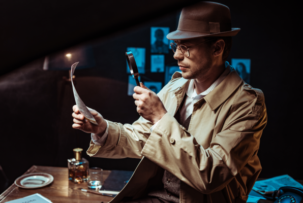 Sherlock Holmes: Murder Mystery (Ryptic Room Escape) Escape Room