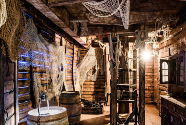 Der Versunkene Piratenschatz (Actionworld) Escape Room