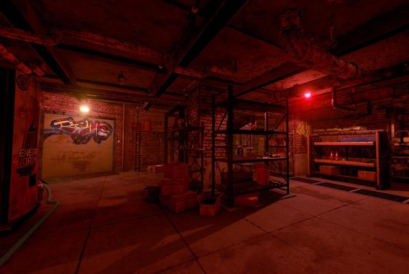 Mission Sigma VR (REDLINE VR) Escape Room