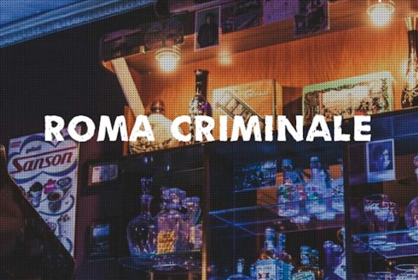 Roma Criminale (Fugacemente Roma) Escape Room