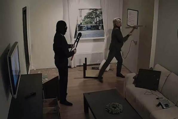 The Safe House (Live Escape) Escape Room
