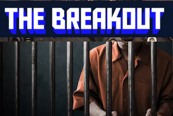 The Breakout (No Escape London) Escape Room