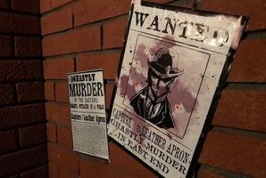 Квест Jack the Ripper