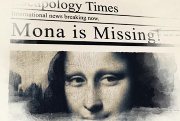 Who Stole Mona?