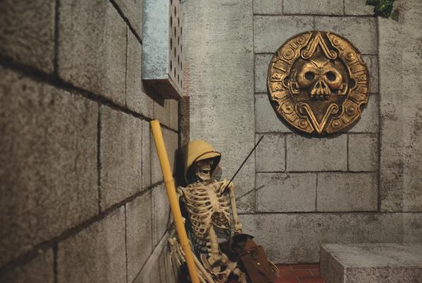 The Forbidden Temple of Montezuma (Bowl'n'Fun Kolding) Escape Room