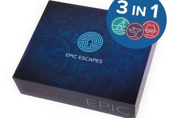 Hijack (Epic Escapes) Escape Room