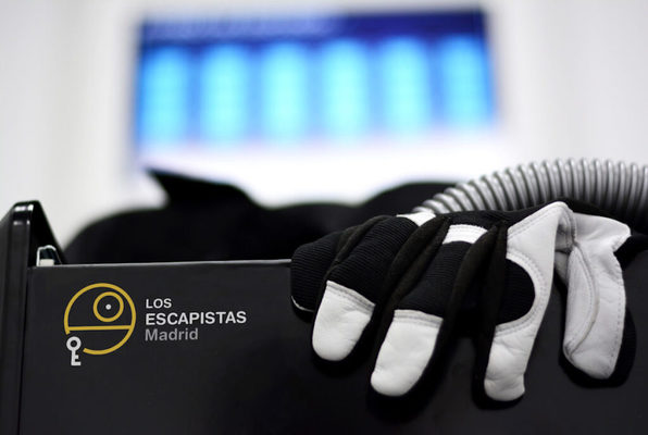 Infiltración Espacial - La Última Esperanza (Los Escapistas Madrid) Escape Room
