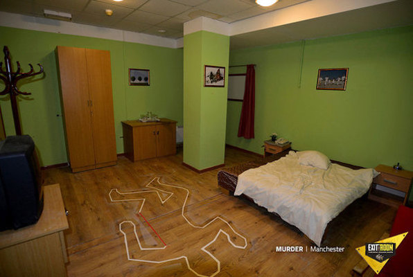 Murder Online (Exit the Room) Escape Room