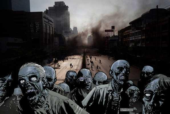 Zombie Apocalypse (Krakit) Escape Room