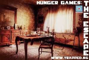 Квест Hunger Games: The Escape