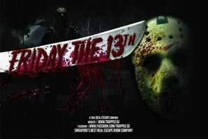 Квест Friday the 13th