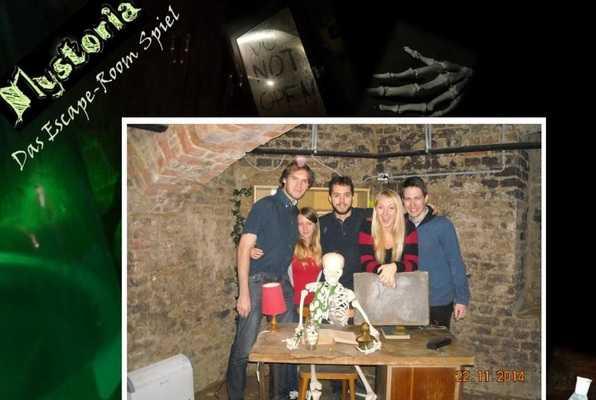 Die Rache des Don (Mystoria) Escape Room