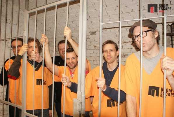 Prison (Room Escape Wien) Escape Room