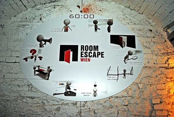 Vienna Central Bank (Room Escape Wien) Escape Room