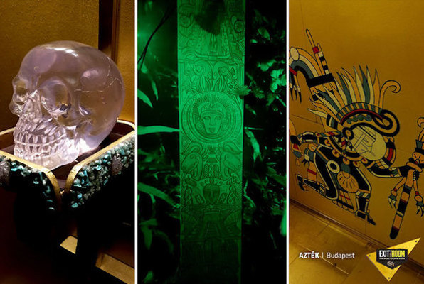 Aztec Online (Exit the Room) Escape Room