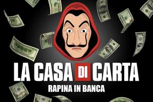Квест Rapina in Banca