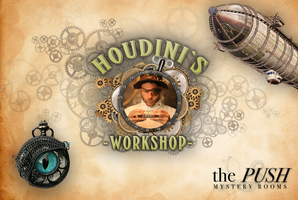 Квест Houdini's Workshop