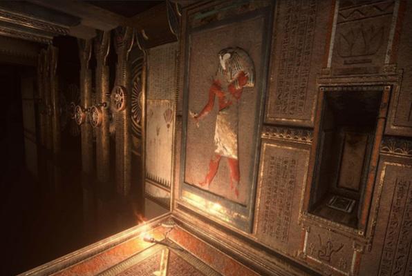 Escape The Lost Pyramid VR (Phileas Foggs World Of Adventures) Escape Room