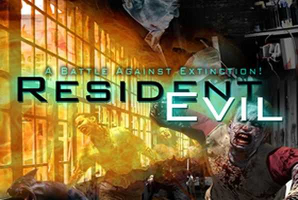 Resident Evil (Season 2) (Xcape) Escape Room