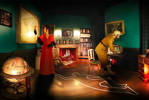 Un Crime Presque Parfait (Lock Academy Troyes) Escape Room