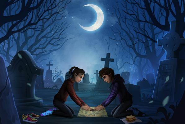 Ghosts of Craven Manor Online