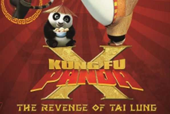 Kungfu Panda X - The Return of Tai Lung (Xcape Funtasy) (Xcape) Escape Room
