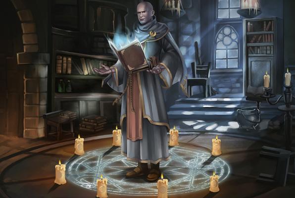 Ghosts of Craven Manor Online (Fantasy Escape Games) Escape Room
